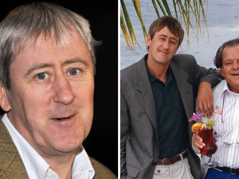 Only Fools and Horses 'wouldn't be made today because we're too PC' claims Nicholas Lyndhurst