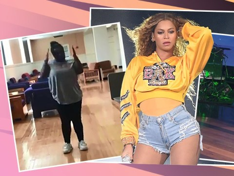 I'm Your Biggest Fan: Beyoncé superfan who learned whole Coachella routine move by move