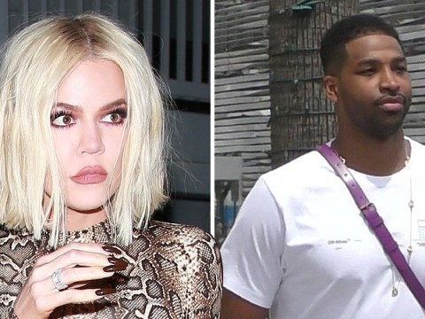 Tristan Thompson all smiles as Khloe Kardashian hints why she stuck by him after cheating scandal