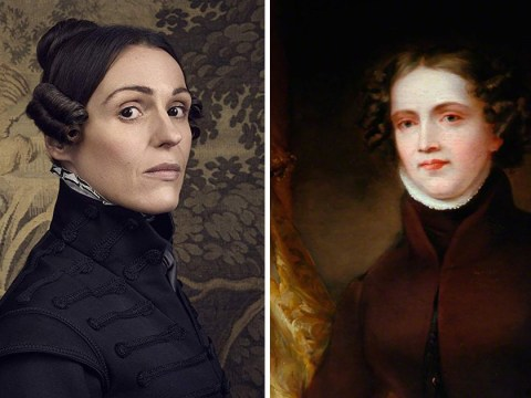 Who was the real Anne Lister, played by Suranne Jones on Gentleman Jack?
