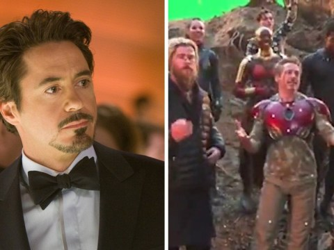Avengers: Endgame's Robert Downey Jr celebrates Iron Man's 11th birthday and it's bittersweet for Marvel fans