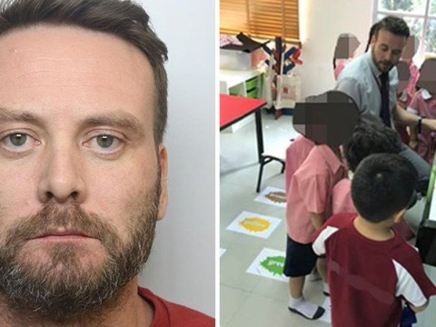 UK teacher jailed for wanting to abuse Filipino girls as young as four