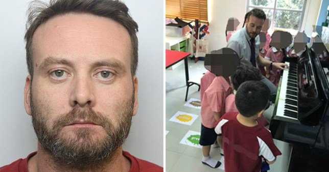 James Alexander has been jailed for wanting to abuse young girls