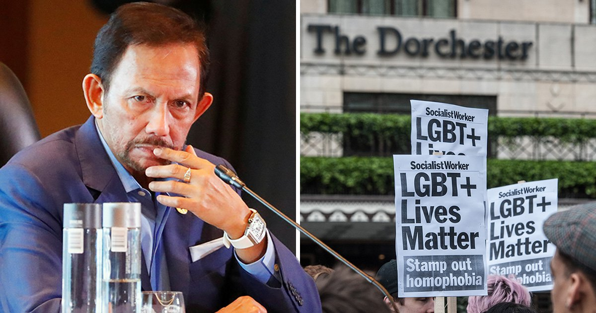 Brunei says it won't stone gay people to death after global outcry