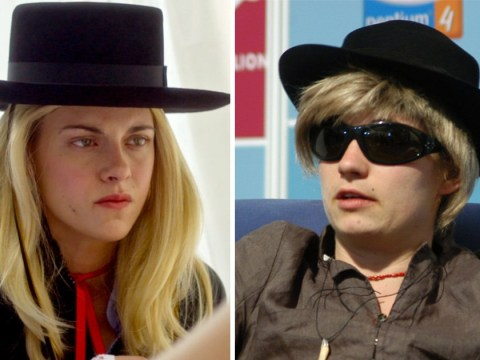 The author that didn't exist: Bizarre true story behind Kristen Stewart's new movie JT LeRoy