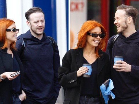 Stacey Dooley and Kevin Clifton pictured together for first time as 'couple'