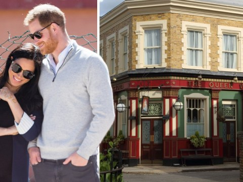 Will EastEnders reference the royal baby of Meghan Markle and Prince Harry?