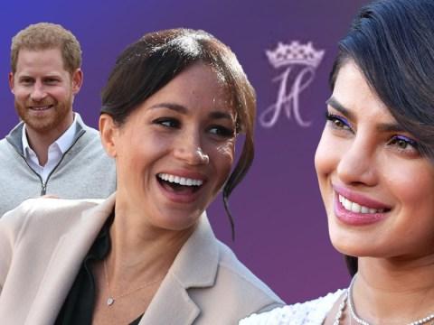 Priyanka Chopra sends sweet message to Prince Harry and Meghan Markle as royal baby is born