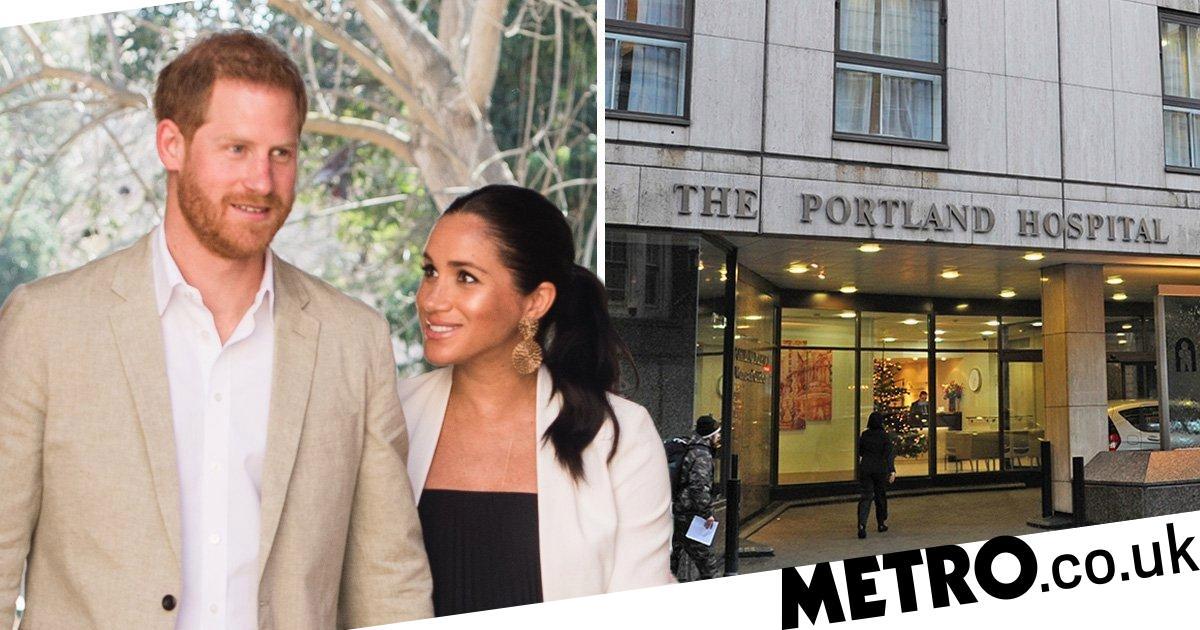 Meghan Markle Delivered Royal Baby In Hospital After