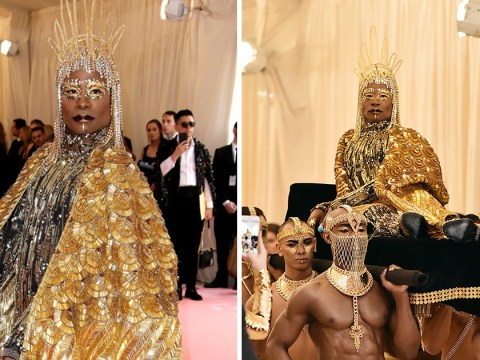 Pose star Billy Porter instantly a Met Gala legend after most extra entrance of all time