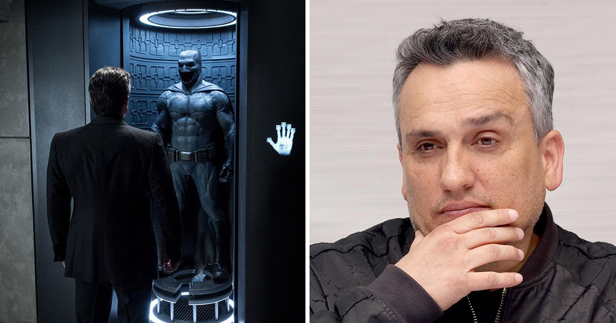 Avengers director Joe Russo wants to take over the Batman franchise as Ben Affleck steps away from the role