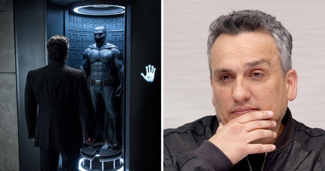 Joe Russo Batman Ben Affleck