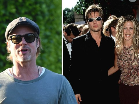 Brad Pitt 'will never get back with Jennifer Aniston' as romance 'stays in the past'