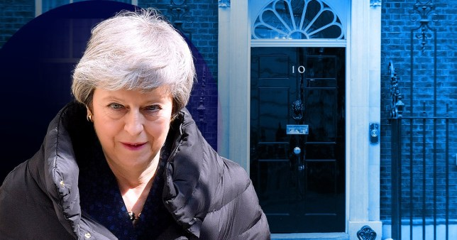 There is growing pressure on Theresa May to name a date for her departure from Downing Street