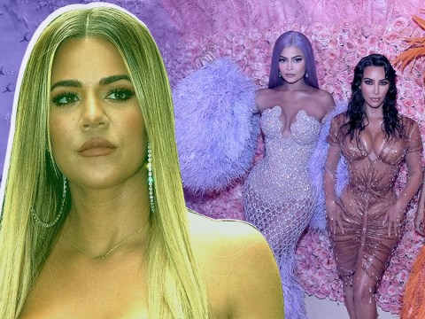 Khloe Kardashian 'too lowbrow' for Met Gala despite Kim, Kylie, Kendall and Kris all attending