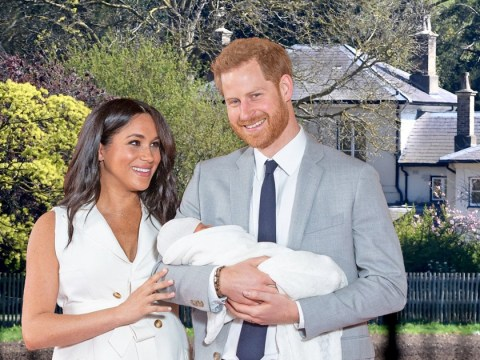 Where are Prince Harry, Meghan Markle and the royal baby living now?
