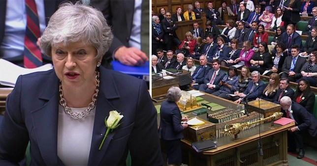 Theresa May was told at Prime Minister's Questions that she needs help from Liverpool's Jurgen Klopp over how to win in Europe