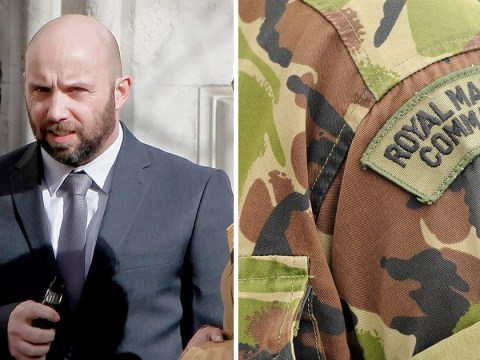 Ex-Royal Marine wins £500,000 after explosions in battle destroyed his hearing