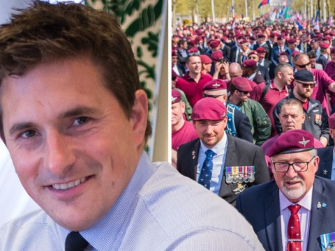 Veterans say Tory MP's Bloody Sunday stand against PM is a 'ploy'