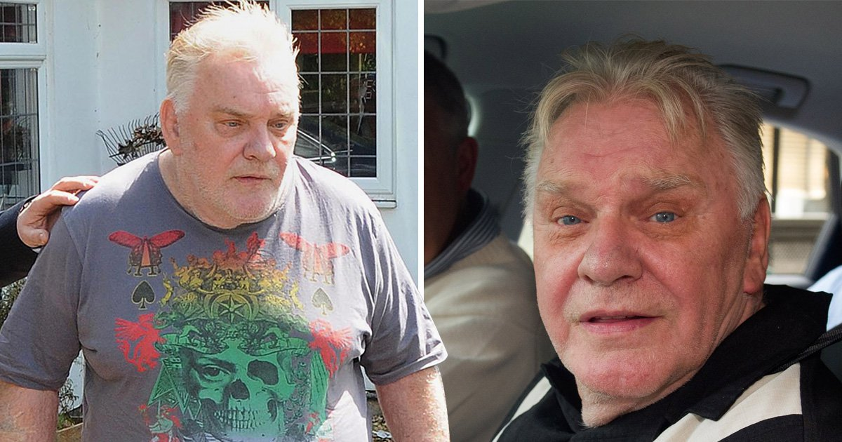 Freddie Starr pictured before his death on 9 May