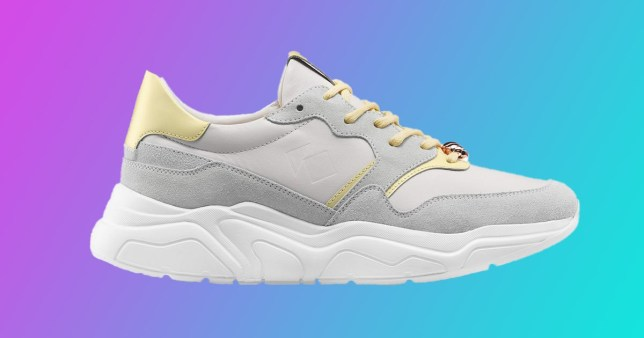 Koio has teamed up with cronut creator Dominique Ansel to create a croissant themed trainer