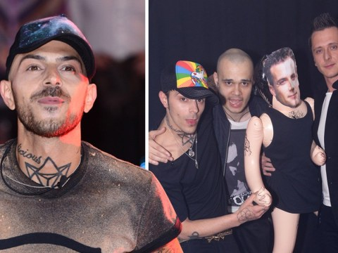 Abz Love from 5ive changes name to 'Love' as he relaunches music career