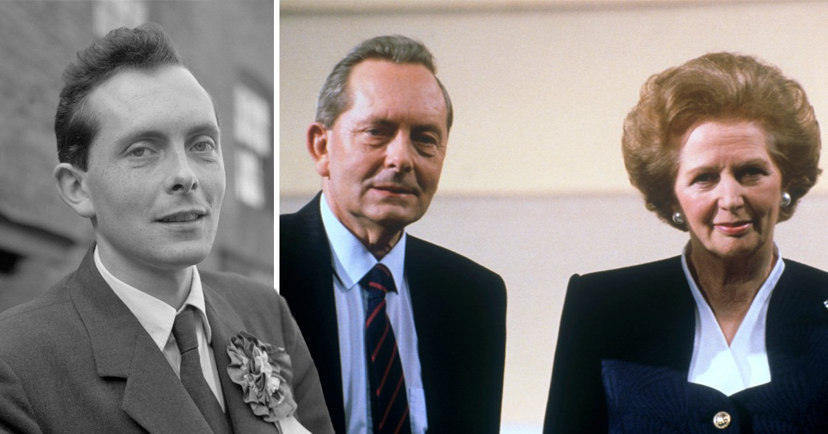 Legendary broadcaster Brian Walden dies aged 86 following emphysema battle