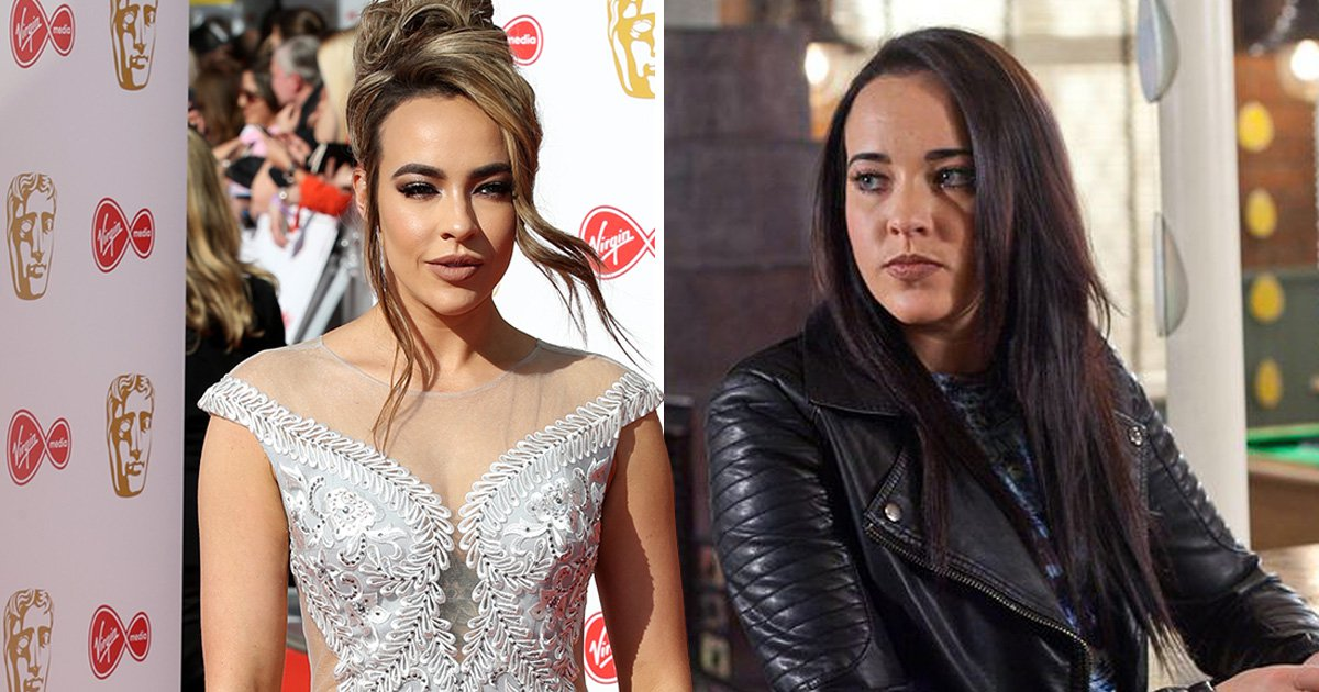 Hollyoaks' Stephanie Davis wants to help people 'with what she's been through' amid rape storyline