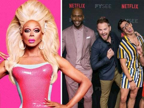 Queer Eye on RuPaul's Drag Race? Bobby Berk says Fab Five are 'considering it'