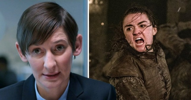 Laura Elphinstone had a cameo in last night's Game Of Thrones