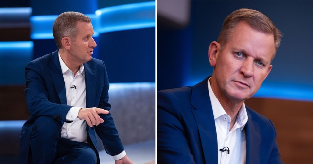 Jeremy Kyle on The Jeremy Kyle Show