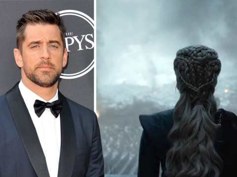 NFL star Aaron Rodgers makes surprise cameo Game of Thrones season 8, episode 5 – did you spot him?