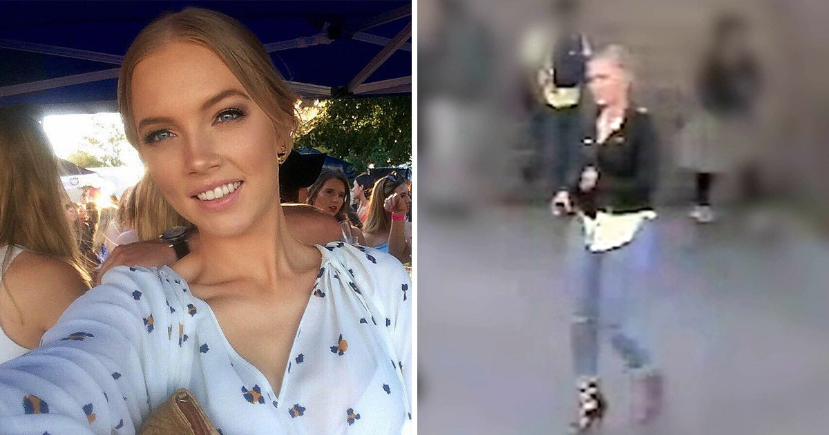 London Bridge terror attack victim was stabbed to death after she fell over in heels