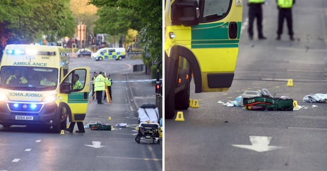 West Midlands Ambulance service are yet to issue a statement on the incident
