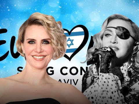 Steps' Claire Richards offers to stand in for Madonna amid Eurovision backlash