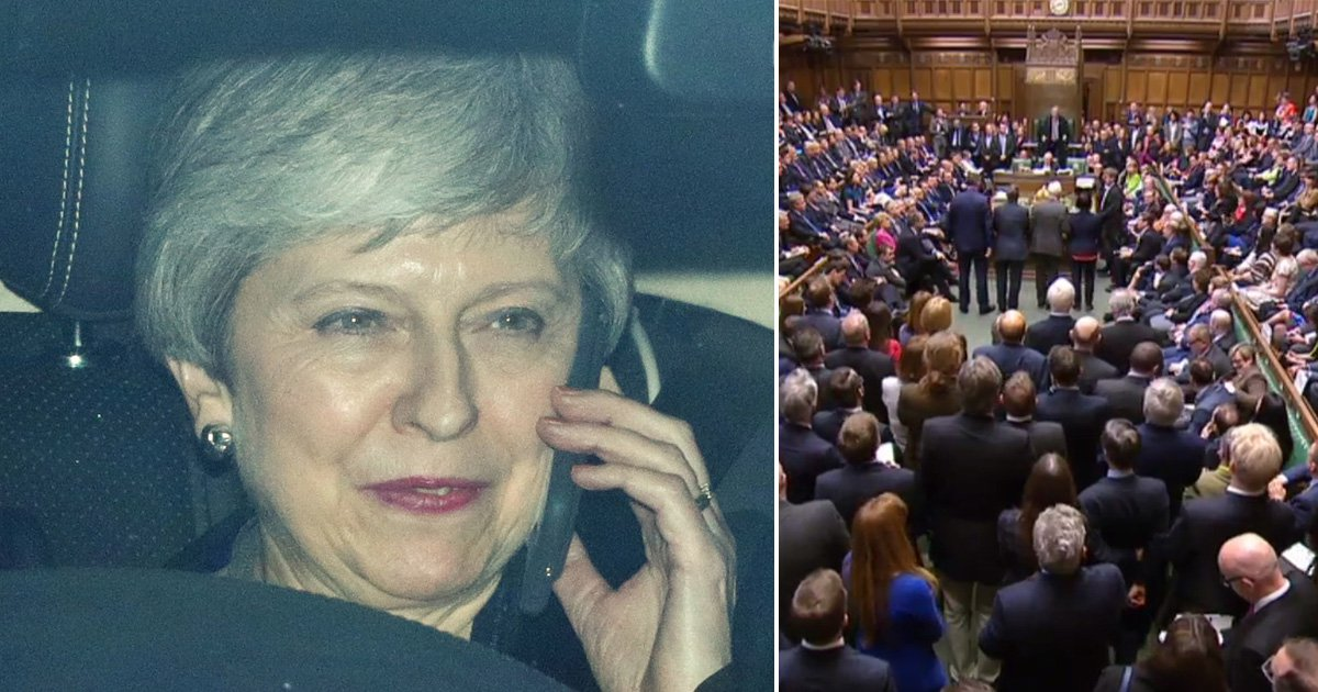 Theresa May to bring Brexit bill back for fourth vote in June