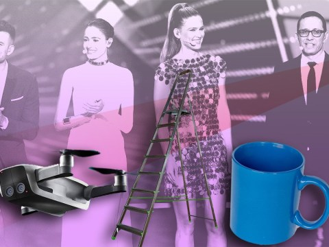 All the forbidden items at Eurovision Song Contest 2019 – including ladders, mugs and golfballs