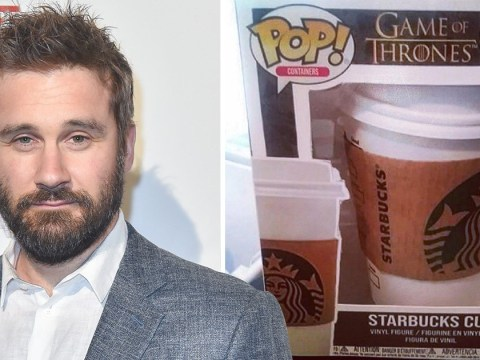 Vikings star Clive Standen rinses Game of Thrones over coffee cup gaffe