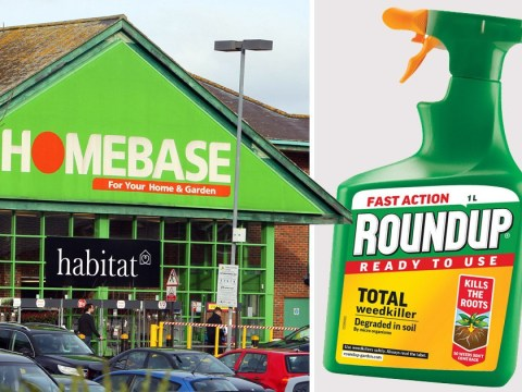 Round-up weedkiller linked with cancer in US is still on sale in UK