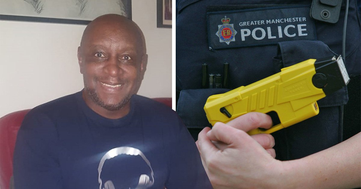 metro.co.uk - Elisa Menendez - Autistic man tasered eight times by officer is now 'virtually mute'