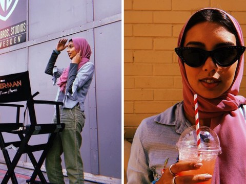 Spider-Man: Far from Home features the 'first hijabi character' in the MCU