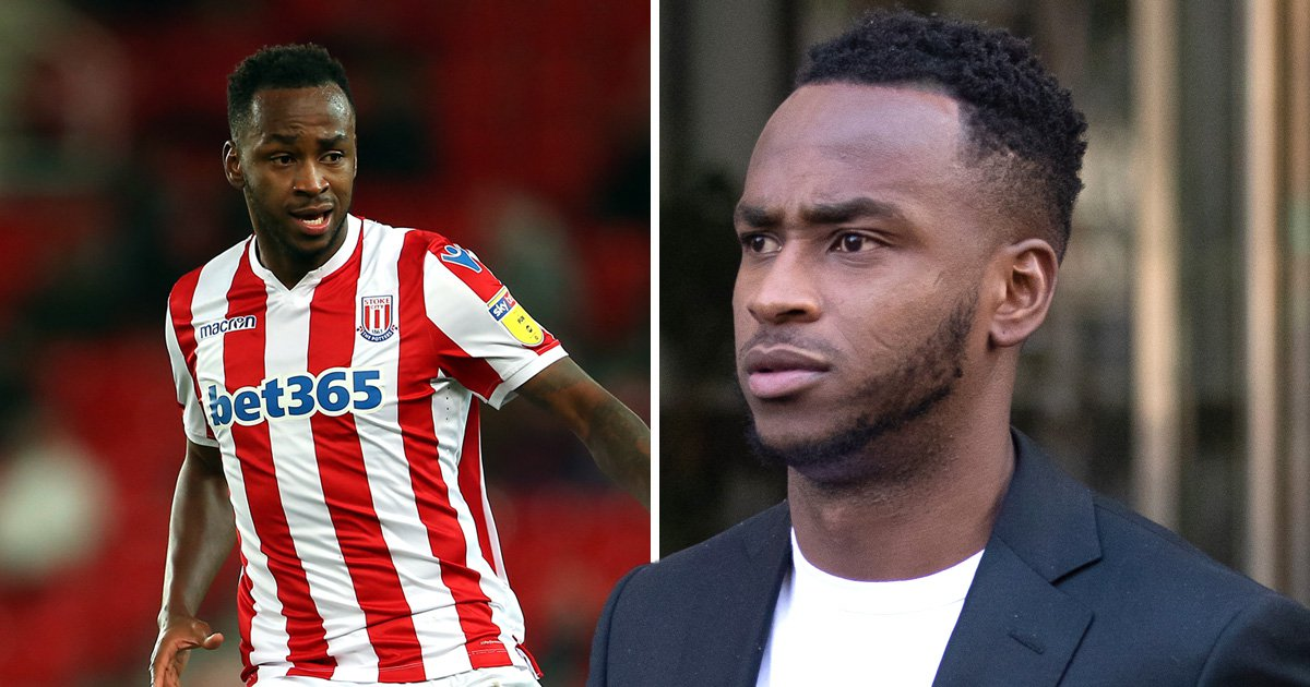 Saido Berahino has been disqualified from driving for 30 months