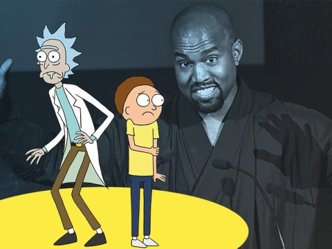 Rick And Morty creators officially offer Kanye West his own episode: 'The door is always open'