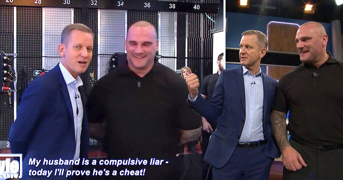 Jeremy Kyle Show viewers are worried about security guard Big Steve after show is cancelled