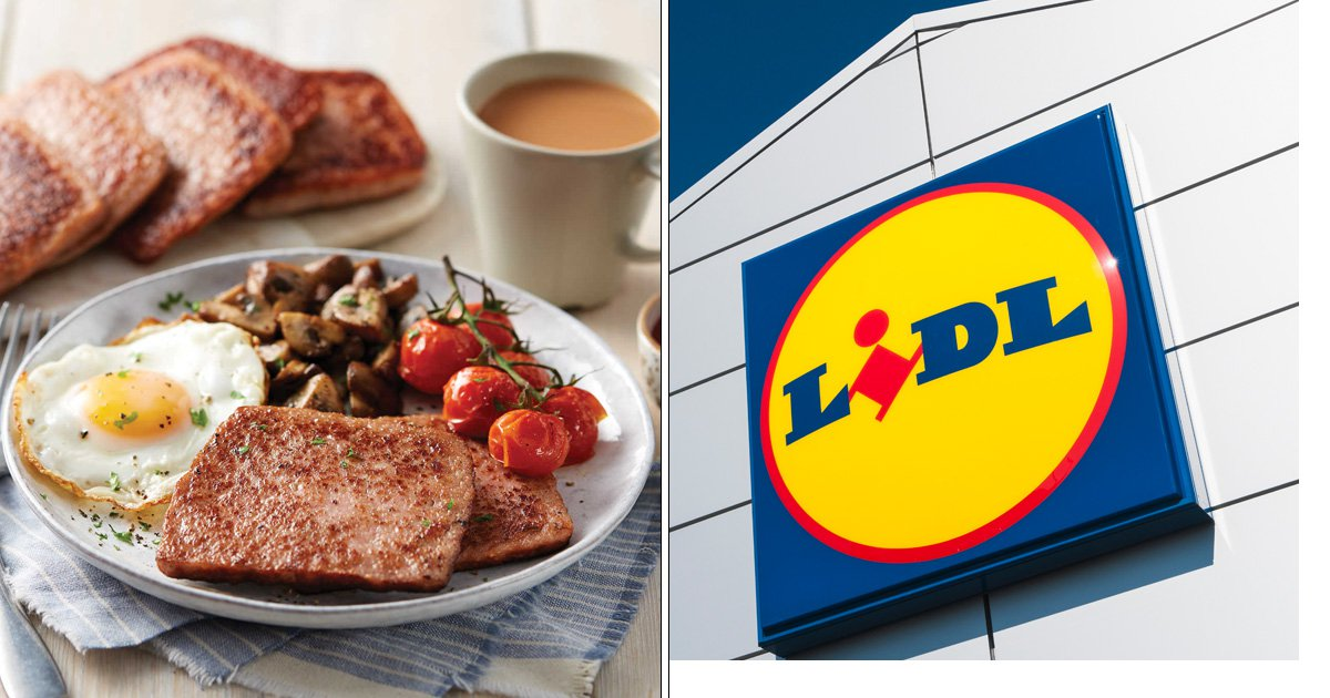 Lidl and Aldi battle it out over square sausage 'invention'