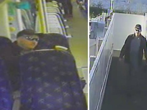 Man wanted in connection with assault of child at Scottish train station