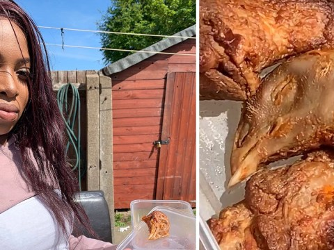 Horrified mum goes vegetarian after finding severed chicken head in box of Iceland wings