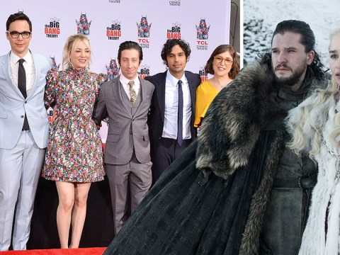 The Big Bang Theory throws shade at Game Of Thrones ahead of finale