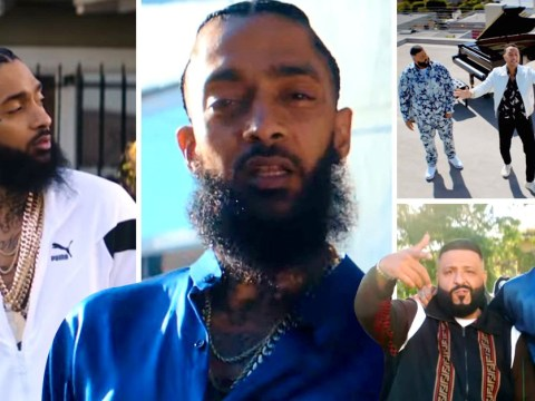 Nipsey Hussle delivers poignant lyrics in final music video featuring DJ Khaled released weeks after death