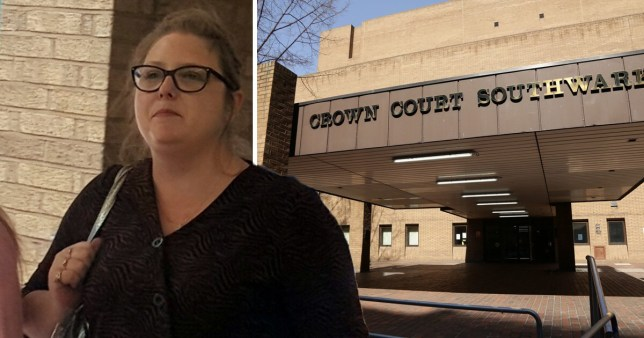 Charlotte Harris, 31, of Ruislip, West London, admitted two counts of fraud by abuse of position as Southward Crown Court.